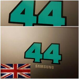 Lewis hamilton sticker car sticker F1 sticker 44