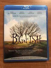 Big Fish (Blu-ray Disc, 2007)