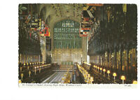 Postcard St George's Chapel High Altar Windsor Castle Berkshire      (B4g)