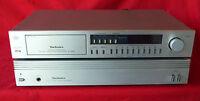 Rare: ensemble preampli / ampli vintage Technics ST-K808 / SE-A808 à dépanner