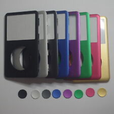 iPod classic Gold Black Sliver Grey Red Purple Green Blue Front cover + button