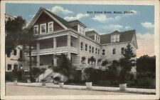 Miami Fl Fort Dallas Hotel c1920 Postcard