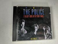 The Police CD Every Breath You Take The Singles