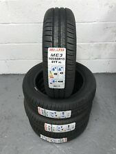 4 x 165/60 R15 Maxxis Mecotra ME3 81T XL 165 60 15 (1656015) - FOUR TYRES (NEW)
