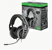Plantronics Gaming Headset, RIG 400LX Gaming Headset for Xbox One / PC LX1 AMP