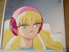 Saint Seiya Freya Anime Cel de producción