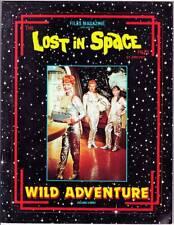 LOST IN SPACE FILES #3 by John Peel - 1987 fanzine - Jonathan Harris biography