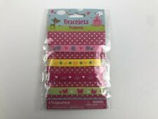 Girls Princess Rubber Bracelets Stocking Filler Christmas Xmas