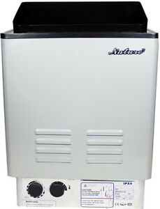 6KW Sauna Heater,Sauna Stove,Wet&Dry,Rock Protector included, Free Shipping