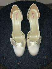 Rainbow Club Shoes Heather Size 8 Wedding or special occasions