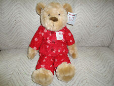 La Senza Silk & Satin 2000 PICASSO Bear Canada Annual Christmas Teddy MINT
