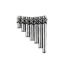 Pan Flute Lapel Pin