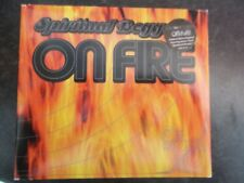 SPIRITUAL BEGGARS - ON FIRE - 2002 MUSIC FOR NATIONS LTD ED DIGIPAK CD W/BONUS T