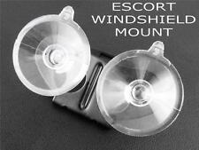 Escort Radar Detector Windshield Mount Solo 4 5 RD-5110 S2 S3 S 2 3 EARS9 EARS 9