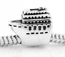 STERLING SILVER CRUISE SHIP TRAVEL EUROPEAN BEAD