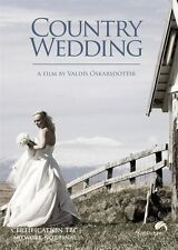 COUNTRY WEDDING, REGION 4, BRAND NEW AND SEALED, FREE POST