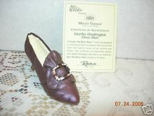 "Just The Right Shoe "" Martha Washington Dress Shoe "" Item No. 25412"
