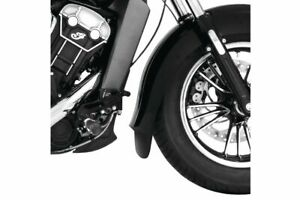 Puig Front Fender Extension For Indian Scout, Scout Sixty 2015-2020 Black