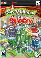 The Sims Carnival SnapCity - PC - Video Game - VERY GOOD