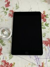 Apple iPad mini 4 16GB Wi-Fi - Cellular (Unlocked) 7.9in, Space Grey - Mint Cond