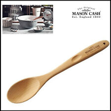 Mason Cash Wooden Bamboo Kitchen Quality Salad/Serving Spoon 32CM Kitchen Spoon