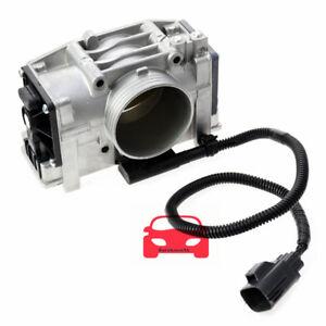 Turbo Throttle Body ETM 8644346 Fit 99-01 VOLVO C70 S60 S70 V70 High Quality