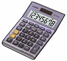 4971850090403 Casio Ms80verii Desk Calculator With Euro Conversion