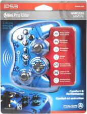 PowerA PS3 Mini Elite Pro Gaming Controller for Sony PlayStation 3 Game System