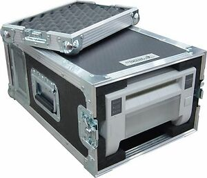 Mitsubishi CPD70DW Printer Swan Flight Case (Hex) Use In Case Design