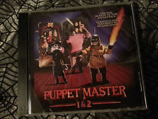 Puppet Master (  1 & 2 )  Soundtrack / PLEASE LEAVE FEEDBACK /