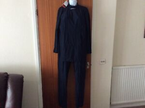 """speedo womens modesty suit long leg padded top suit BNWT navy 1840"""" Quality"""