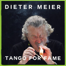 Dieter Meier TANGO FOR FAME 20-trk promo CD +12-pg book & postcard YELLO Jim/Cry