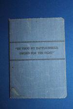 "Original WW2 Canadian War Service Booklet ""Be Thou My Battle-Shield Sword...''"