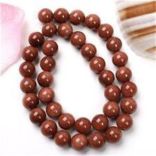 8mm Galaxy Staras Gold Sand Sun Sitara Round Ball Loose Beads 15inch ##ZY382