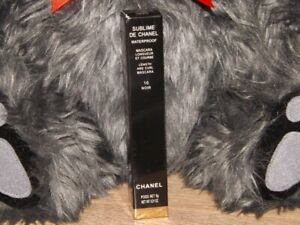 MASCARA NOIR WATERPROOF * CHANEL * ( make-up )