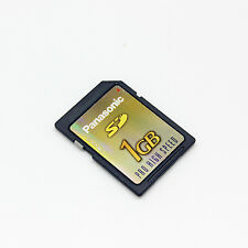 Panasonic 1GB SD Memory Card Non HC,PRO High Speed For Old Cameras