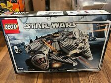 LEGO 4504 Star Wars Millennium Falcon 2004 BRAND NEW