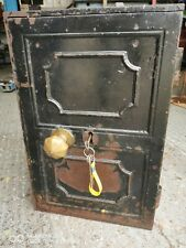 🗝 Vintage Antique Safe /Strong Box (Industrial ) with 2 The Keys