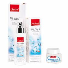 P. Jentschura MiraVera® vitalisierendes Hautwasser225 ml + Meine Base 75g