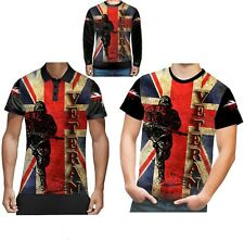 MILITARY LAST BREATH T-SHIRT FORCES VETERAN BRITISH ARMY NEW