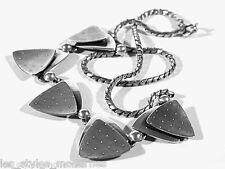 KORDES & LICHTENFELS Pforzheim Silber Collier ° WMF Ikora Stil ° silver necklace