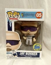 Funko Pop! Everett Aquasox Jay Buhner #05 LE New In Box Vaulted Seattle Mariners
