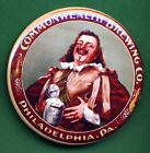 Commonwealth STYLE Brewing Philadelphia PA RP PIN Beer Advertising Pennsylvania