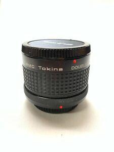 Tokina RMC Doubler teleconverter for CANON C/FD FD mount lenses (P048)