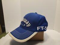 Callaway Golf Tour i Cap FT-5 Red Golfer's Hat Cap New Era Embroidered Logo Blue