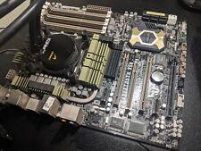 ASUS SABERTOOTH X58, LGA1366 Bundle with Intel Core i7 930 with Liquid Cooling