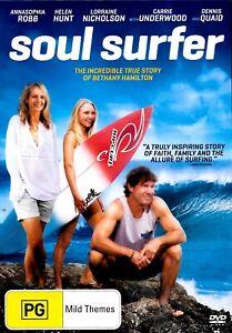 Soul Surfer - Rare DVD Aus Stock New Region 4