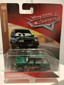 Disney Pixar Cars - Kevin Ryvan - Thunder Hollow - Range Rover Official Diecast
