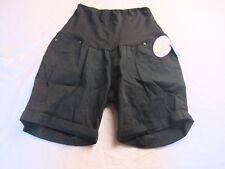 Planet Motherhood Maternity Women's Black Shorts Size XL--NWT
