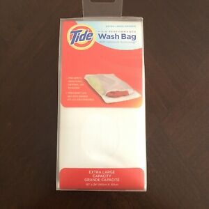 Tide High Performance Wash Bag XL Mesh Laundry Lingerie Delicates Bra Care NEW